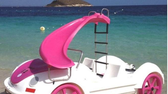 Pedal Boat  Hidrobeetle