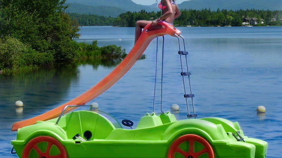 Pedal Boat New Beetle