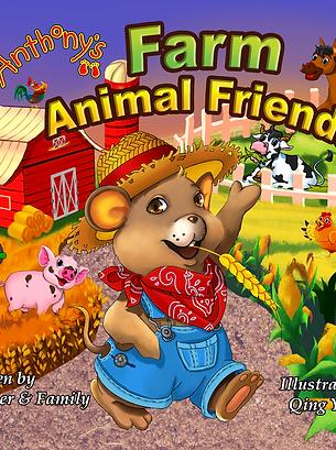Anthony's Farm Animal Friends