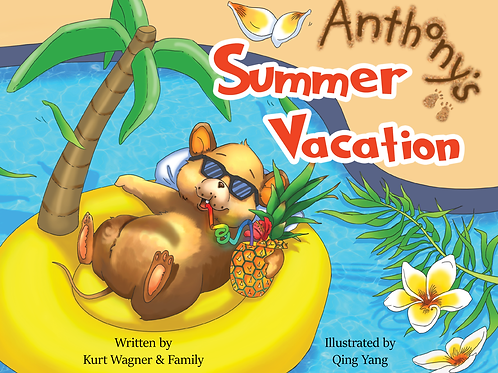 Anthony's Summer Vacation