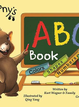 Anthony's ABC Book