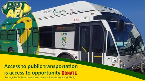 Portage Public Transportation Assistance Foundation Inc.