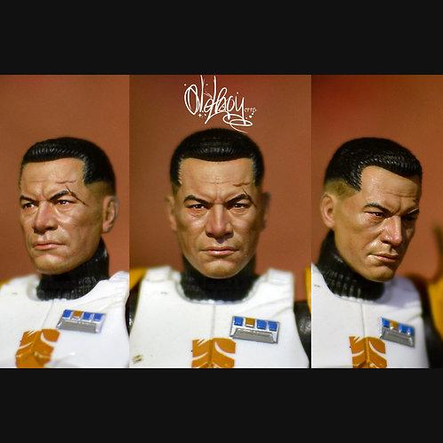 Commander Orange