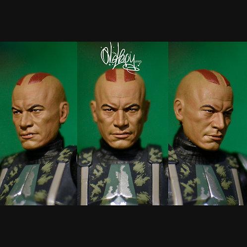 Commander Green