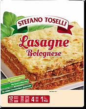 Lasagne Bolo Stefano Toselli