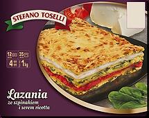 Lasagne Spinach & Ricotta Stefano Toselli
