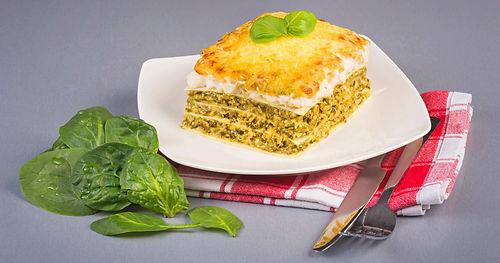 Lasagne Florentine Come a Casa