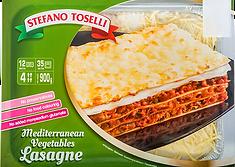 Lasagne Vegetables Stefano Toselli