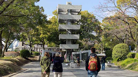 Memorial Tower for Mobilized Students