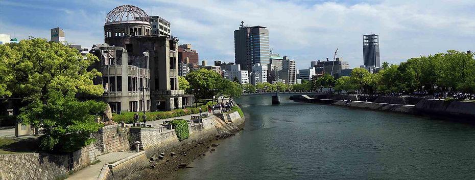 Atomic Bomb Dome and Motoyasu River
