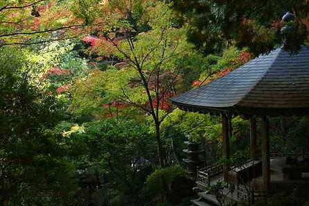 Mitaki Temple Rokkakudo