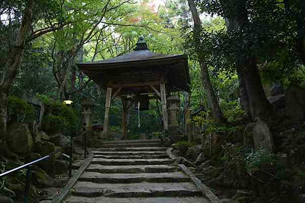 Mitaki Temple Bell