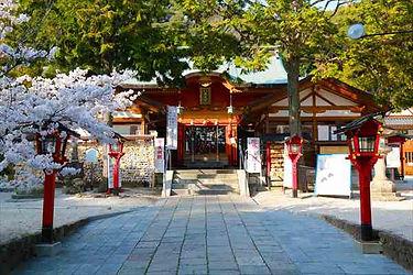 Hiroshima Toshogu Shrine