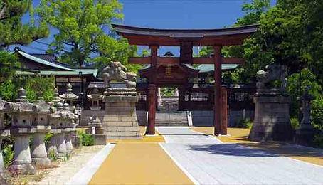 Nigitsu Shrine