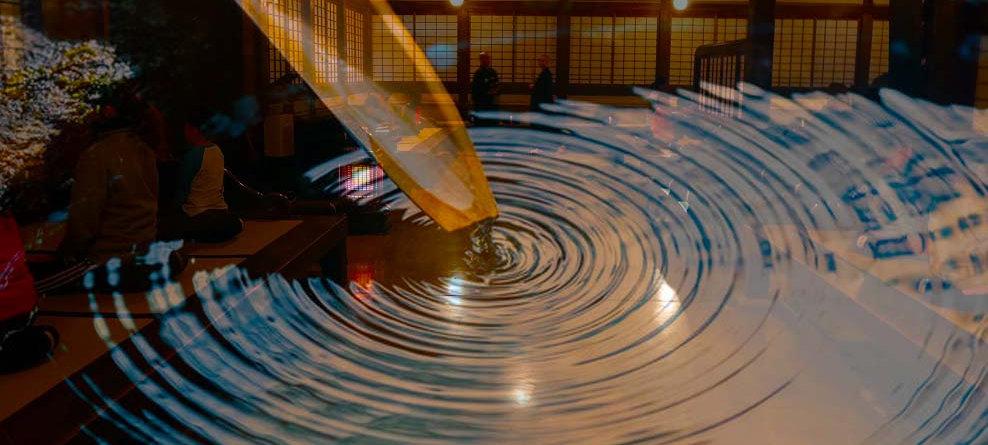 zazen zen meditaton in hiroshima