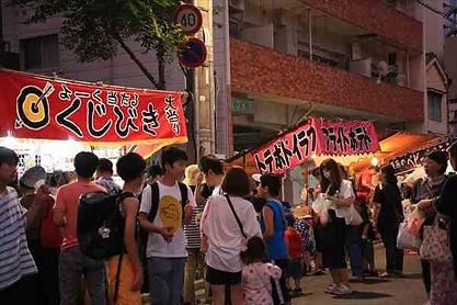 sumiyoshi festival