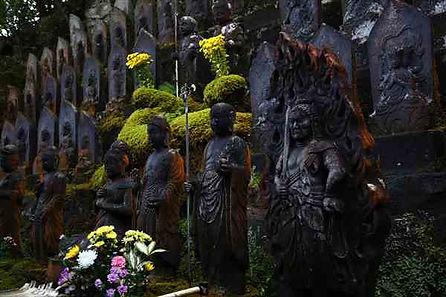 Mitaki Temple Jizo