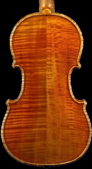Violin in the style of A. Stradivari c.1716 back