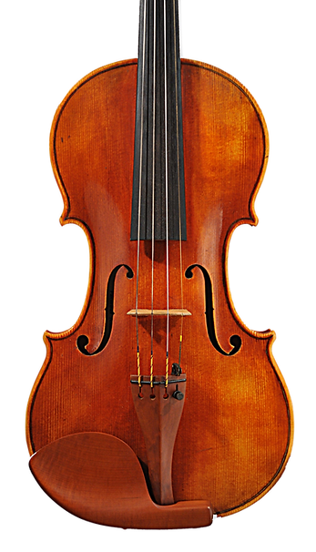 Violin in the style of A. Stradivari c.1707 front