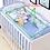 Thumbnail: Children Bed Linen Newborn Baby Bedding Set 100%Cotton Set Includes Cot Bumpers