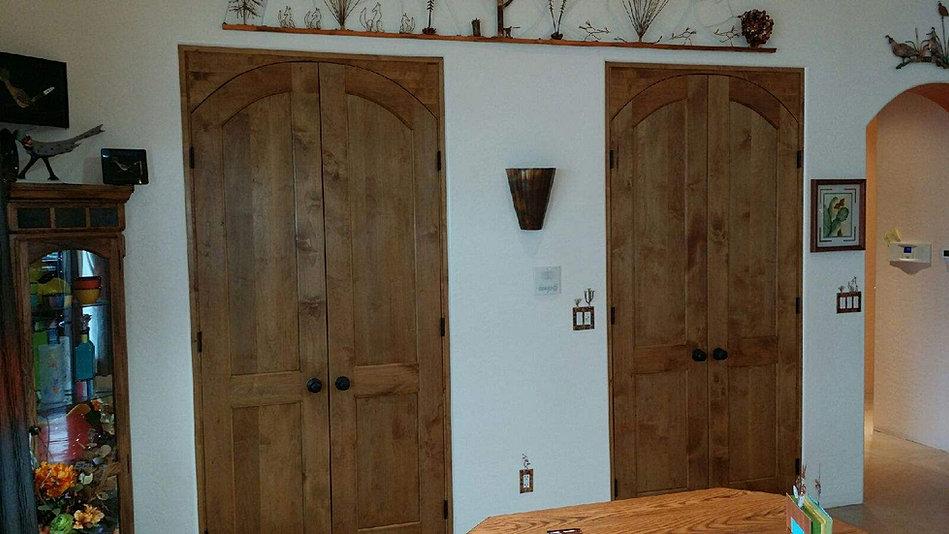 tucson az custom closet doors