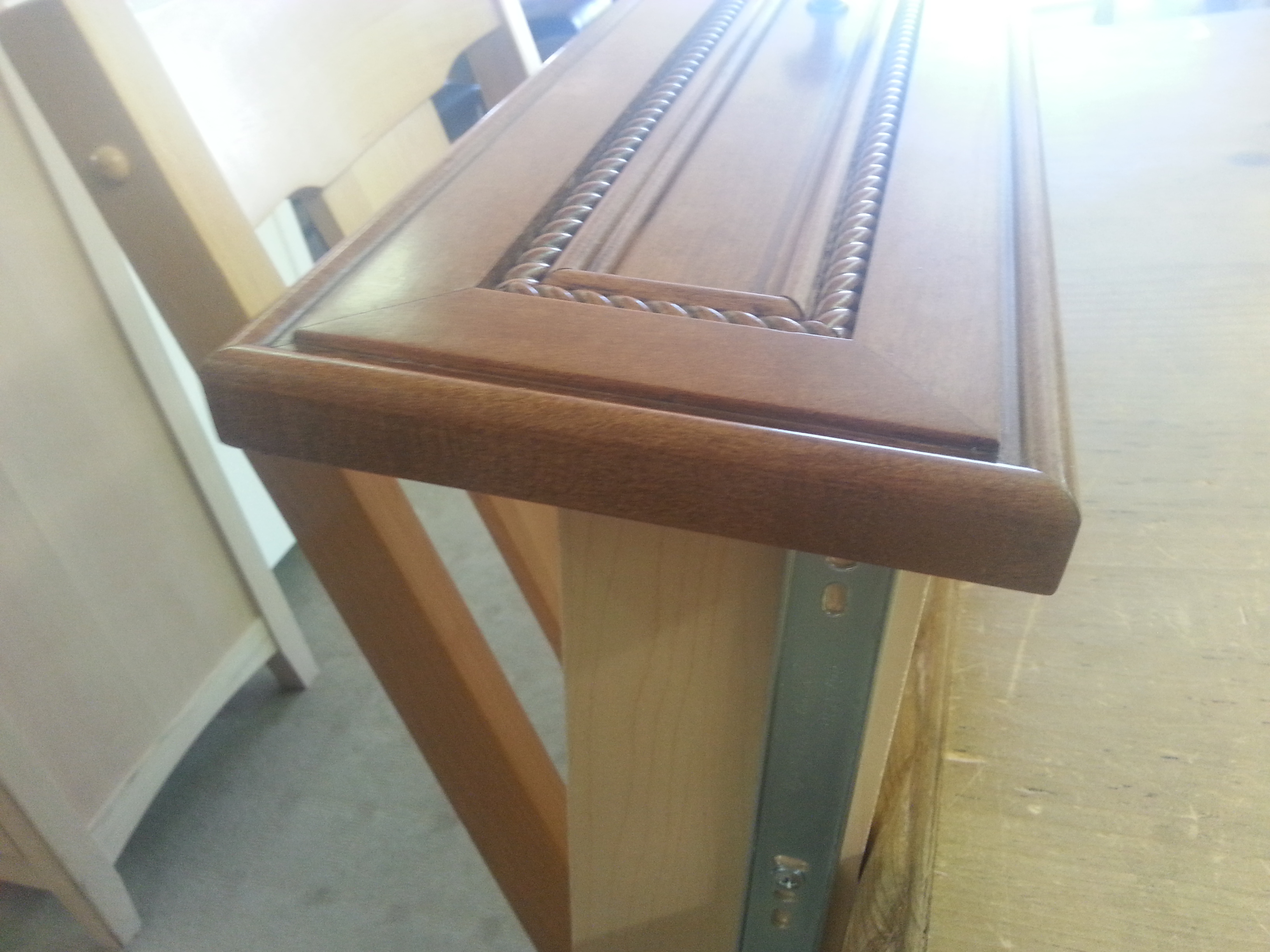 Drawer Front to match doors