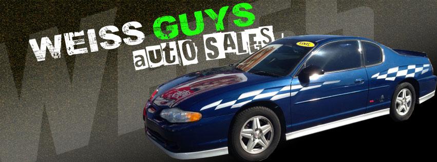 Weiss Guys Auto Sales