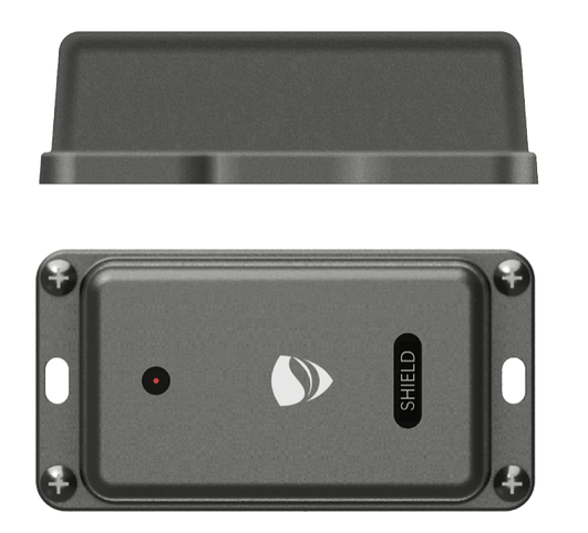 shield gps device