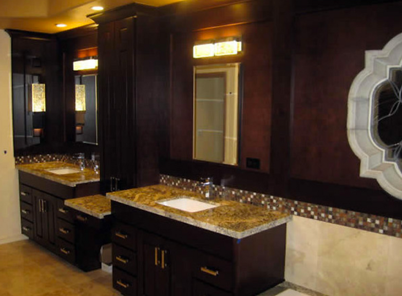 bathroom cabinets and design
