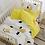 Thumbnail: Baby OrganizerCotton 3 Pcs Bedding Set Including Duvet CoverPad Cover Pillowcase