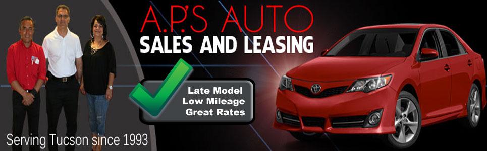 AP'S Auto Sales
