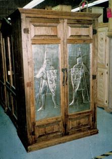 Custom Armoire - Furniture Creations Tucson