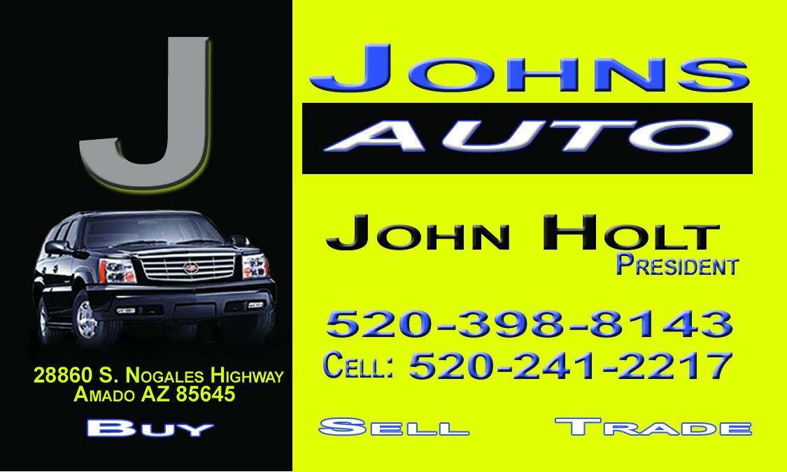 John's Auto Sales