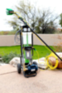 Professional Window Cleaning in Tucson