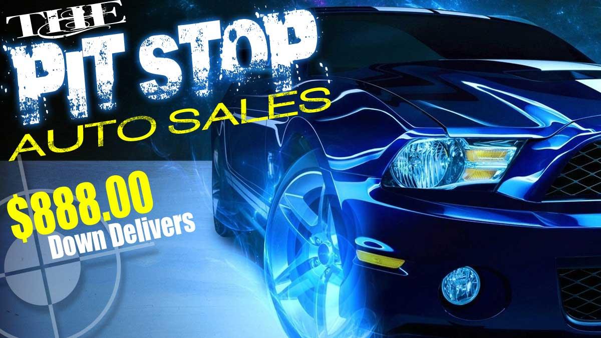 Pitstop Auto Sales