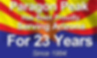 Paragon Peak 23 years in business
