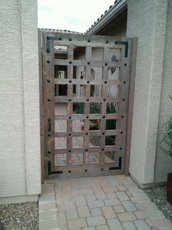 Custom Entry Door - Tucson Arizona