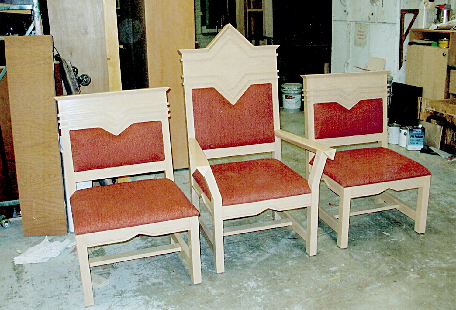 Custom Designed Chairs in Tucson