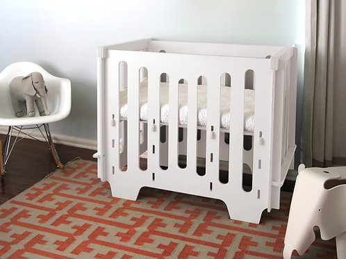 NONI MINI-CRIB AND MATTRESS | Free Shipping