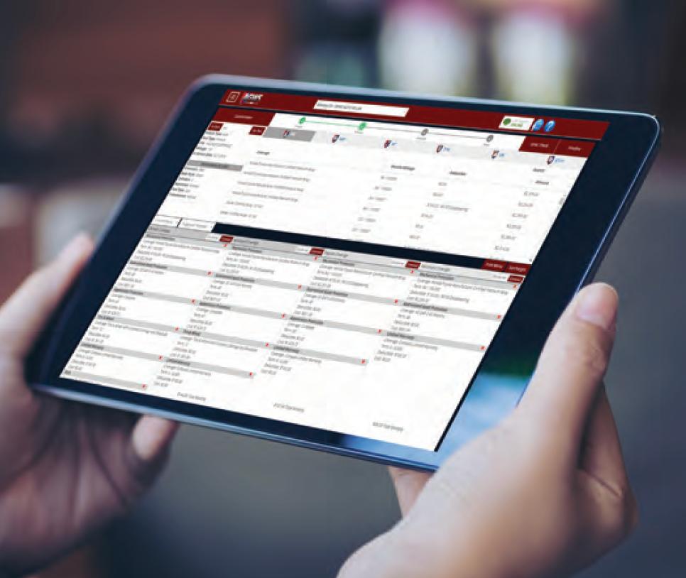 Remote Finance Delivery