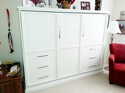 Full size Wall Bed