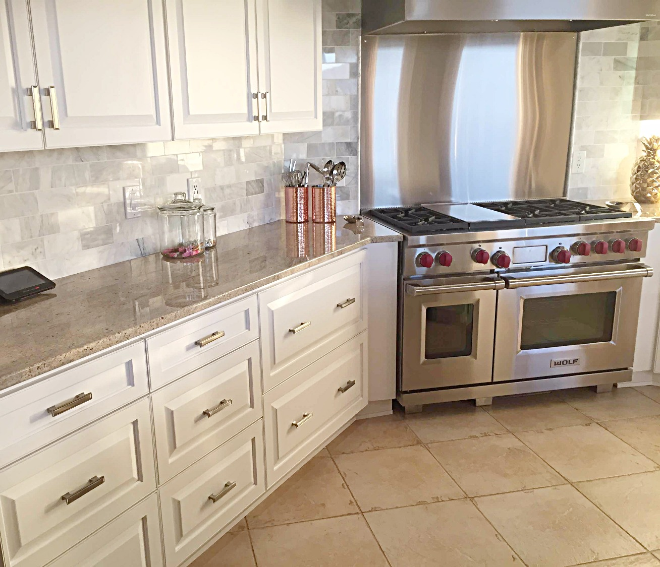 Custom Kitchen Cabinets - Tucson