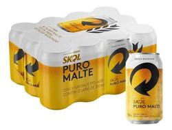 SKOL PURO MALTE 350 ML