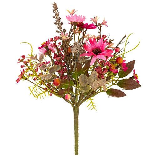 Faux Wildflower Bunch
