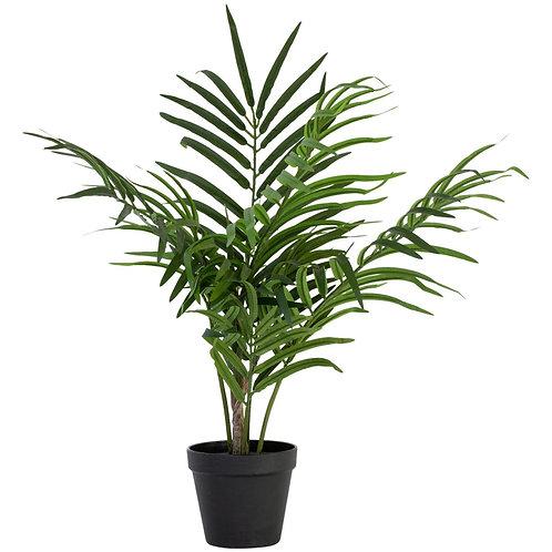 Faux Butterfly Palm in Pot
