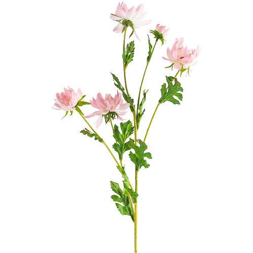 Light Pink Faux Daisy