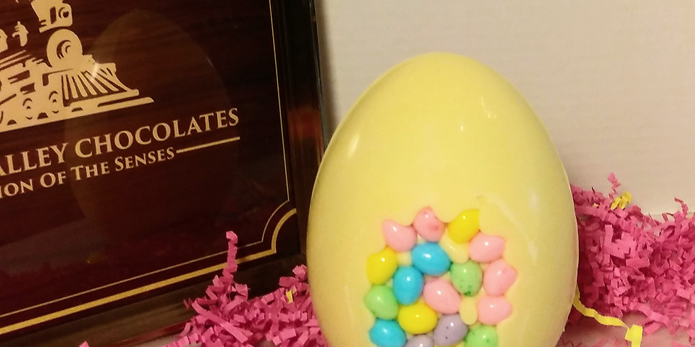 One of A Kind Easter Candy (filled) $18 yellow