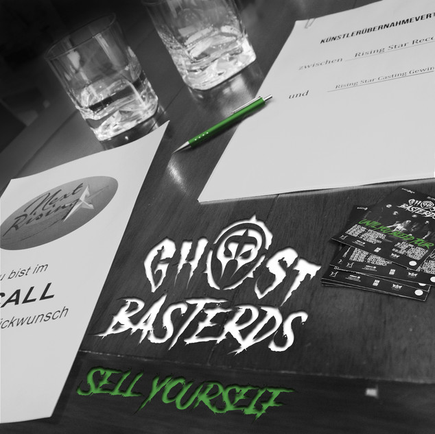 Ghost Basterds - Single - Sell Yourself