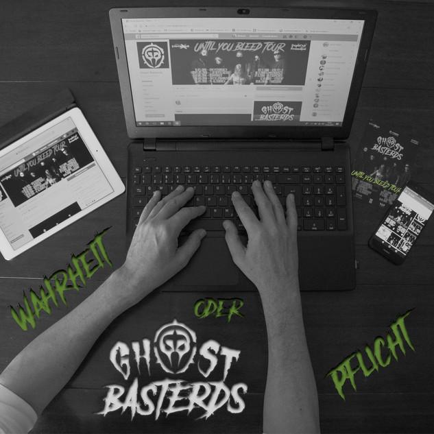 Ghost Basterds - Single - Wahrheit oder Pflicht