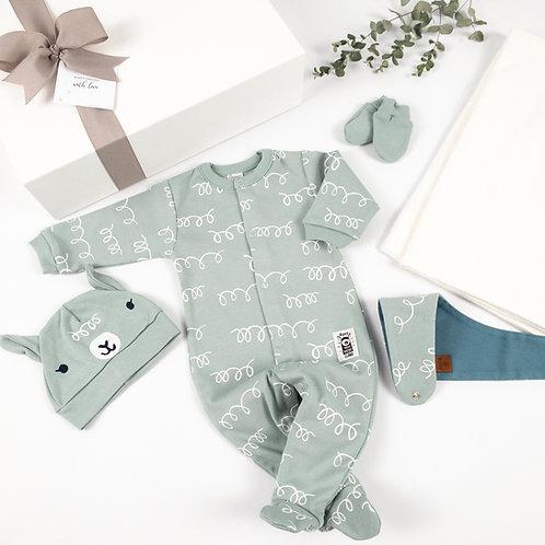 Newborn giftbox Happy llama (56-62)
